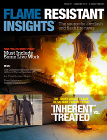 flame resistant apparel magazine
